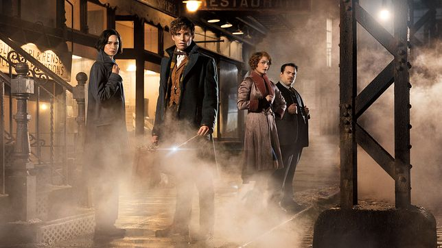 """Box office USA: J.K. Rowling wciąż potrafi """"zaczarować"""" widzów"""