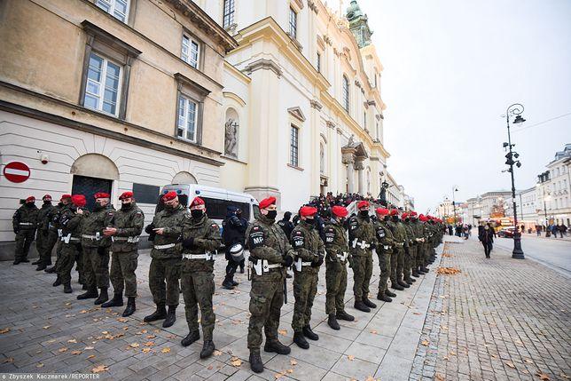 Protesty w Polsce. Generałowie są zaniepokojeni eskalacją napięcia w kraju