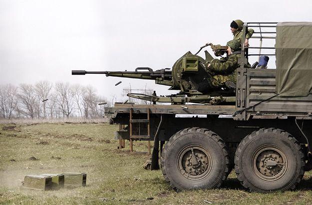 Żołnierze USA będą szkolić ukraińską Gwardię Narodową