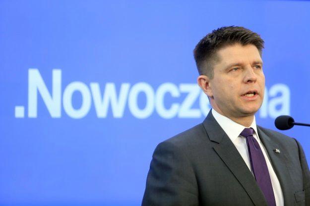 Ryszard Petru: Kaczyńskim wstrząśnie następny sondaż