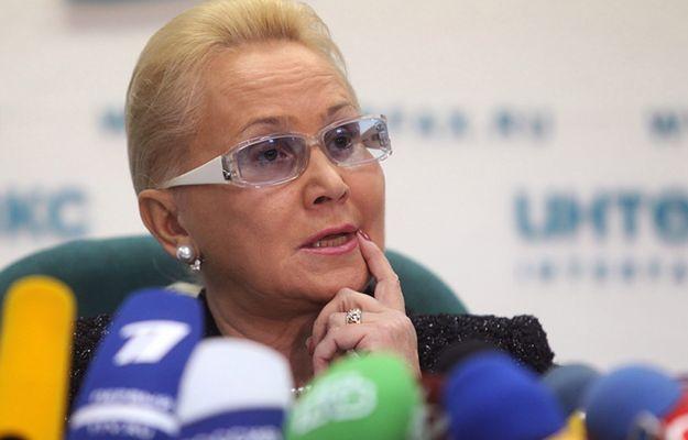 Media: szefowa MAK Tatiana Anodina wyjechała z Rosji, mieszka teraz we Francji?
