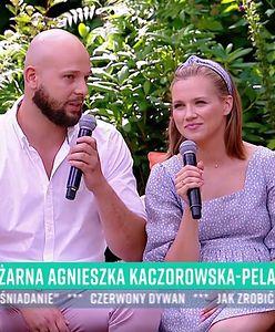 Zalała ją fala hejtu. Agnieszka Kaczorowska przyszła się wytłumaczyć do TVP