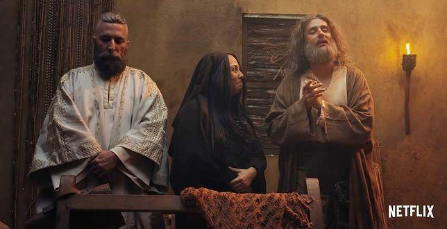 """Jezus gejem i Bóg podrywający Maryję. """"Pierwsze kuszenie Jezusa"""" wywołuje potężną burzę"""