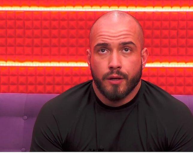 """""""Big Brother"""": Maciek wyrzucony z show za groźby karalne"""