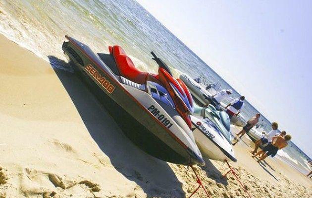 Hel - bałtyckich plaż czar