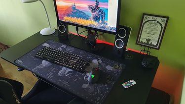 Genesis Holm 300 — biurko dla zapalonego gracza