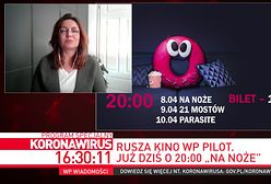 "Rusza Kino WP Pilot. Pierwszy seans? ""Na noże"""
