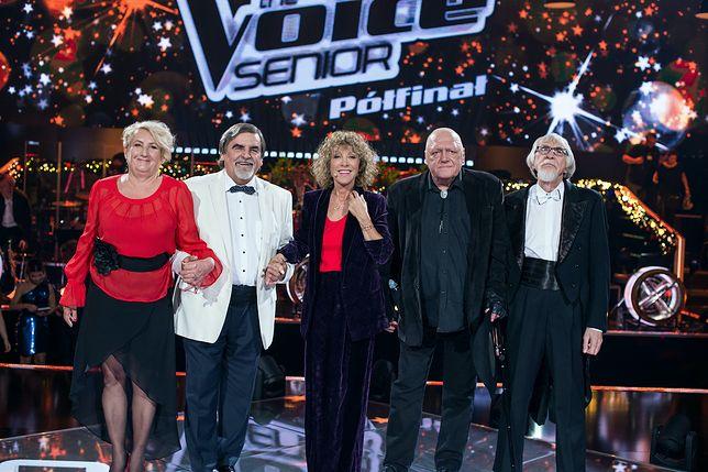 """Półfinaliści """"The Voice Senior"""" znów spotkają się na scenie"""