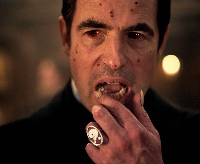 Claes Bang jako Drakula