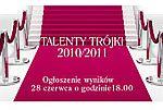 Program 3 zaprasza na galę ''Talenty Trójki''