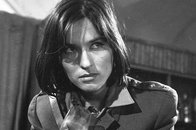 Maria Wachowiak w 1963 roku