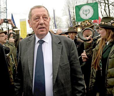 W marcu w obronie Szyszki do Warszawy zjechali leśnicy i myśliwi z całej Polski. Teraz będzie podobnie?