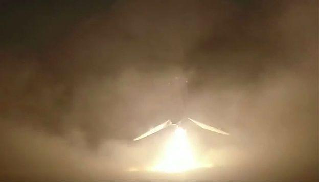 Rakieta Falcon 9 wylądowała na Atlantyku