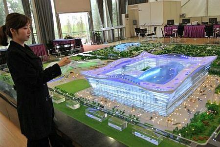 Powstaje największy budynek świata