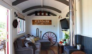 Dom w stylu country, czyli jak mieszkają współcześni kowboje