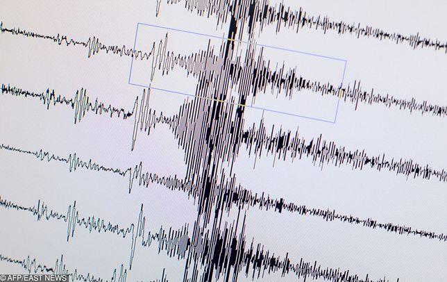 Indonezja. Trzęsienie ziemi o magnitudzie 6,8