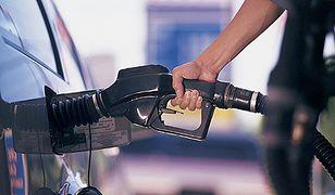 Policja pojedzie na oleju od frytek, bo paliwo za drogie