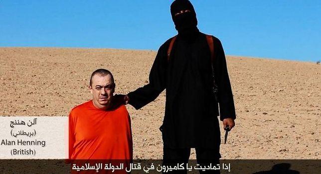 Dżihadyści twierdzą, że zabili brytyjskiego zakładnika Alana Henninga