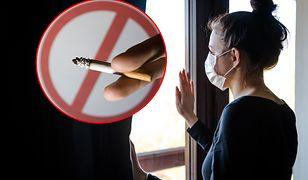 Czy koronawirus zmniejszy liczbę palaczy? Niektórzy zrywają z nałogiem, ale dużych zmian jeszcze nie widać
