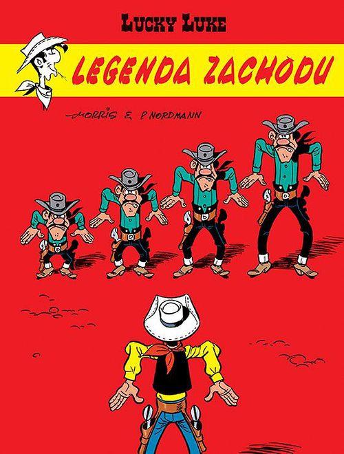 Lucky Luke. Legenda Zachodu, Egmont 2020