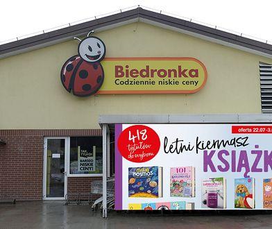 Biedronka startuje z Letnim Kiermaszem Książki