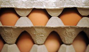 Nieświeże jaja. Sprawdź, co kupujesz