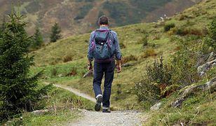 Dobry plecak przyda się podczas długich wędrówek