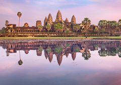 Angkor Wat - najpiękniejsza świątynia świata