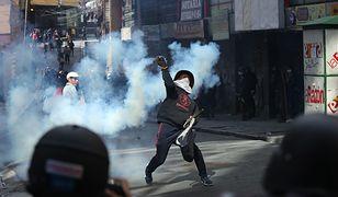 Protesty w Boliwii. Cztery osoby nie żyją