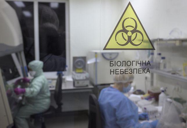 Koronawirus. Ukraina wprowadza lockdown. Będzie weekendowy