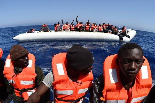 Ponad 6 tysięcy migrantów uratowano na Morzu Śródziemnym