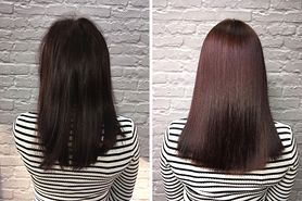 Keratynowe prostowanie włosów - na czym polega, efekt, cena