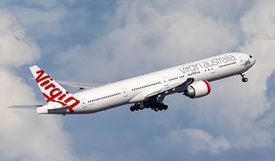 Australia. Samolot zawrócił na lotnisko. Wszystko przez problemy ze skrzydłem [Zobacz wideo]