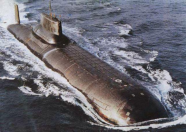 Szwedzka flota pomyliła łódź podwodną z boją