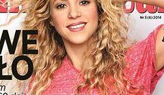Shakira na okładce Women's Health