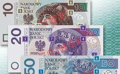 Polacy pokochali nowe banknoty