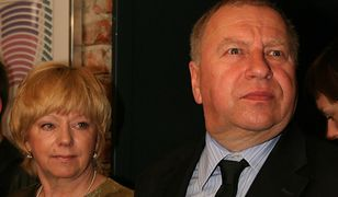 Barbara Stuhr i Jerzy Stuhr