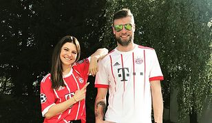 Lewandowski ma duże wsparcie u rodziny i przyjaciół.