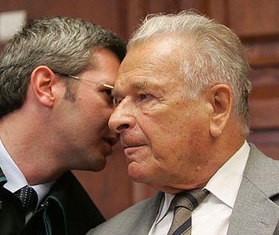 Obrońca: Kiszczak nie pisał dokumentu o użyciu broni