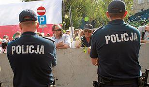 18 lipca, protesty przed Sejmem