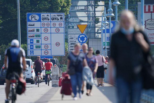 Polska. Od 13 czerwca otwarcie granic z UE