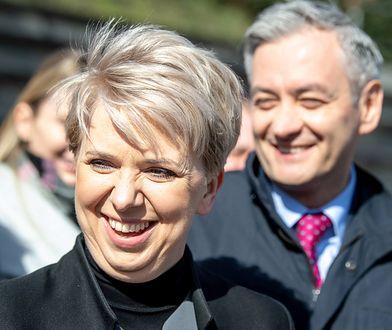 Współpracowniczka Roberta Biedronia Monika Gotlibowska zapowiedziała rezygnację z zarządu Wiosny