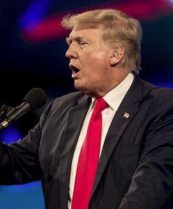 """11 września. """"Biden wyszedł na głupca"""". Trump krytykuje prezydenta USA, talibowie """"świętują"""""""