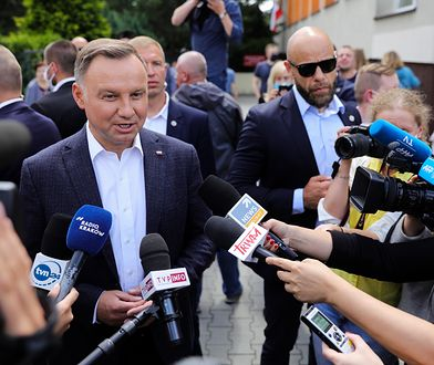 Ułaskawienie pedofila. Mężczyzna, którego ułaskawił Andrzej Duda siedział trzy razy w więzieniu (Photo by Filip Radwanski/SOPA Images/LightRocket via Getty Images)
