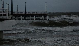 Molo w Brzeźnie zostało zamknięte