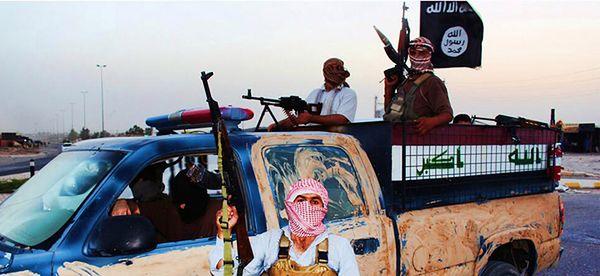 Islamiści z ISIL