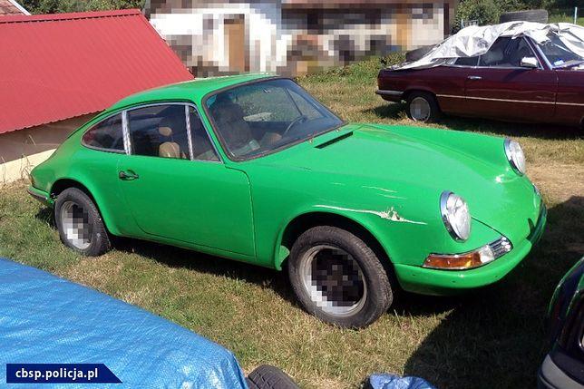Jeden z klasyków - Porsche 911