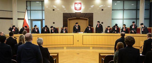 Jest wyrok Trybunału Konstytucyjnego ws. klauzuli sumienia. Co z prof. Chazanem?