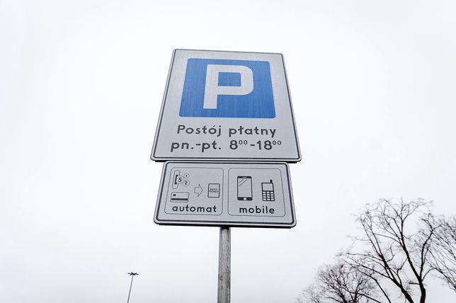 Warszawa. Kto może parkować bezpłatnie? (fot. Zarząd Dróg Miejskich)