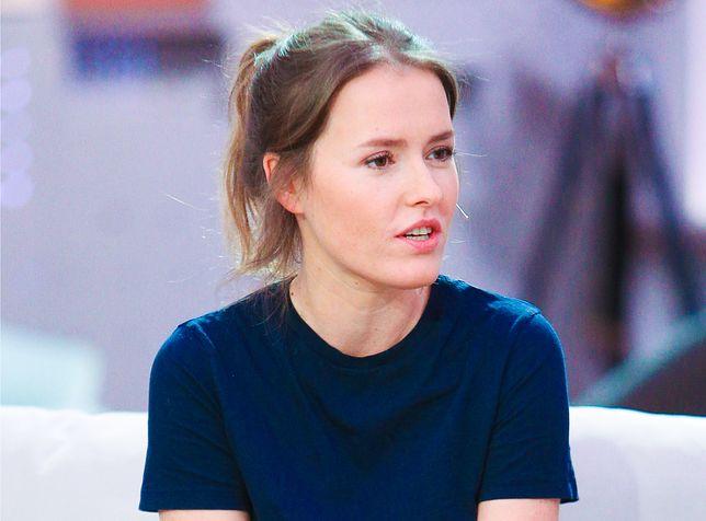 Olga Frycz kontra Lewandowska i inne gwiazdy. Zerwała z popularnym trendem